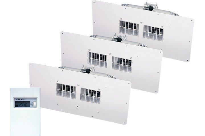 天井裏・床下換気システム
